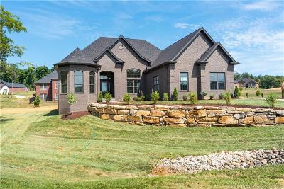 Floyd County Single Family Home For Sale: 1302 Cedar Chase Drive