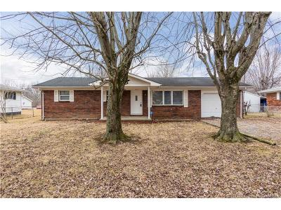 Scott County Single Family Home For Sale: 430 S Morgan Drive