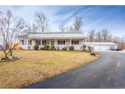 Harrison County Single Family Home For Sale: 2025 Apple Lane