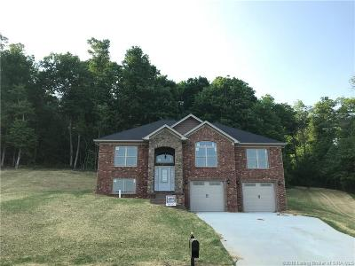 Harrison County Single Family Home For Sale: 2693 Crescent Hill Drive