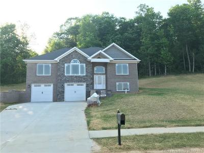 Harrison County Single Family Home For Sale: 2697 Crescent Hill Drive
