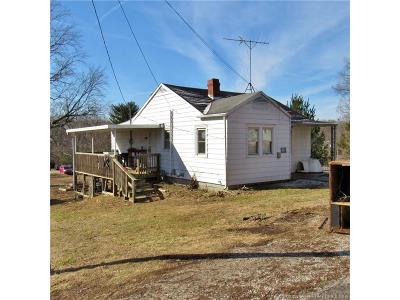 Harrison County Single Family Home For Sale: 865 Highland Avenue