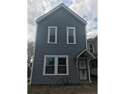 Floyd County Single Family Home For Sale: 615 E 8th Street