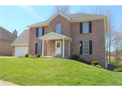 New Albany Single Family Home For Sale: 4203 Saint Andrews Place