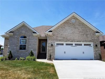 Jeffersonville Single Family Home For Sale: 5709 Sugar Berry Lane