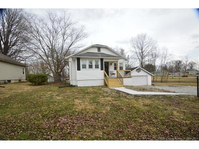 Jackson County Single Family Home For Sale: 403 S Bethany Road