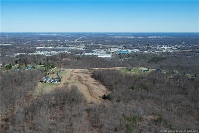 Clark County, Floyd County Residential Lots & Land For Sale: S Skyline Drive