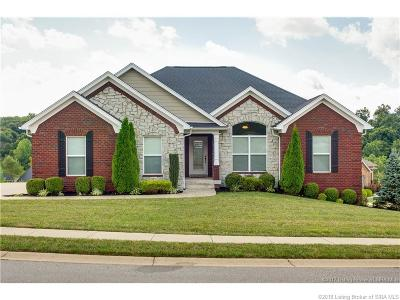 Floyd County Single Family Home For Sale: 2017 Leanders Road