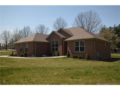 Clark County Single Family Home For Sale: 3018 Walnut Cove Court