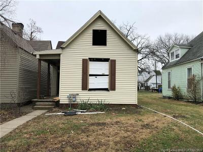 Floyd County Single Family Home For Sale: 2114 Shelby Street