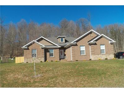 Harrison County Single Family Home For Sale: 2657 Crescent Hill Drive NE