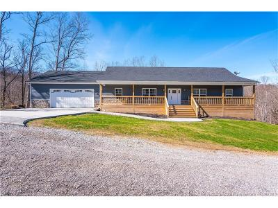 Clark County Single Family Home For Sale: 505 Wood's Edge Road