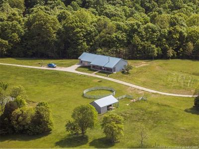 Crawford County Single Family Home For Sale: 8202 E Shafer Ridge Road