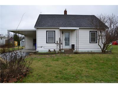 Harrison County Single Family Home For Sale: 830 Main Street