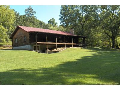 Crawford County Single Family Home For Sale: 4780 E Magnolia Road