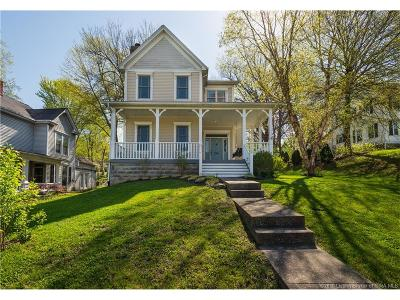 Harrison County Single Family Home For Sale: 746 N Capitol Avenue