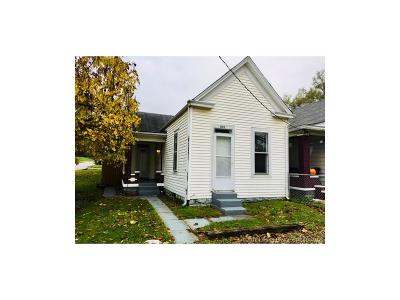 Floyd County Single Family Home For Sale: 801 W 8th Street