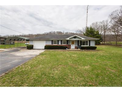 Crawford County Single Family Home For Sale: 317 N State Rd 37