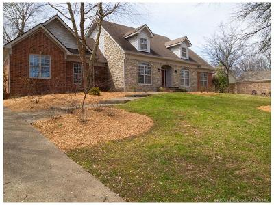 Clark County Single Family Home For Sale: 1613 Tall Oaks Drive