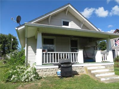 Clark County Single Family Home For Sale: 203 Mitchell Street