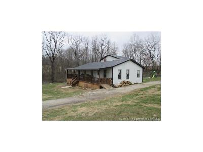Washington County Single Family Home For Sale: 8292 E Conway Church Road