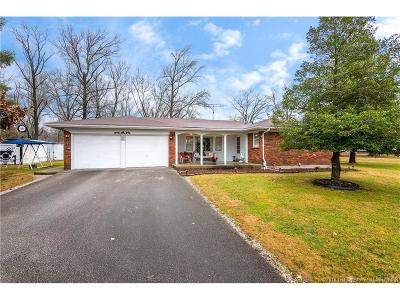 Harrison County Single Family Home For Sale: 14320 Greene Street NE
