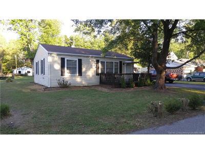 Floyd County Single Family Home For Sale: 310 Haze Drive