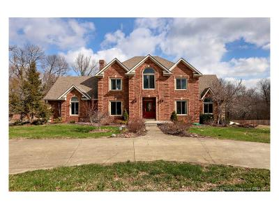 Floyd County Single Family Home For Sale: 5242 Scottsville Road