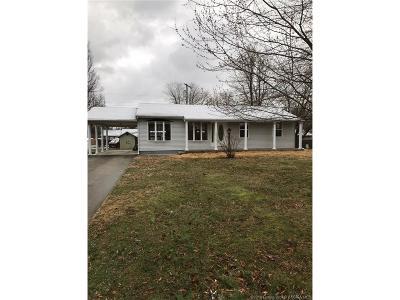 Harrison County Single Family Home For Sale: 1550 Nye Street