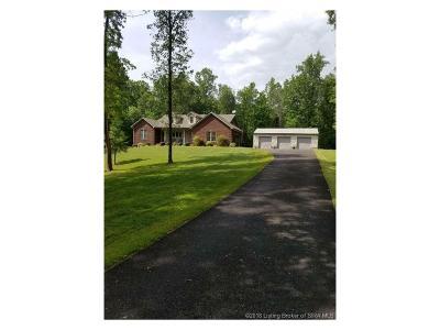 Harrison County Single Family Home For Sale: 774 SE Sharron Drive SE