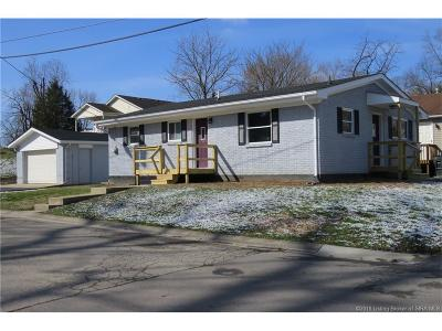 Floyd County Single Family Home For Sale: 201 Ealy Street