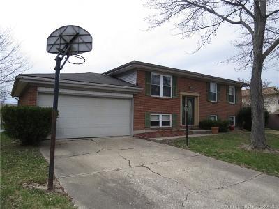 Floyd County Single Family Home For Sale: 3619 Doe Run Way