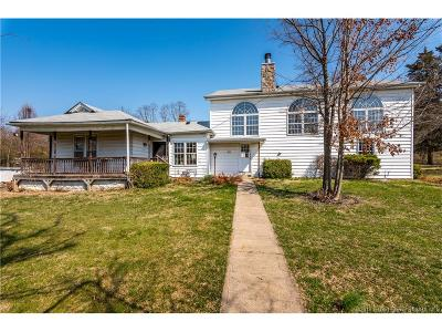 Floyd County Single Family Home For Sale: 511 Old Vincennes Road