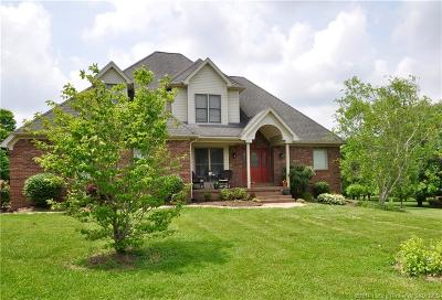 Floyd County Single Family Home For Sale: 10003 Wind Hill Drive