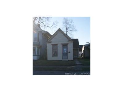 Floyd County Single Family Home For Sale: 1804 E Elm Street