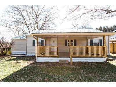 Floyd County Single Family Home For Sale: 9749 Highway 150