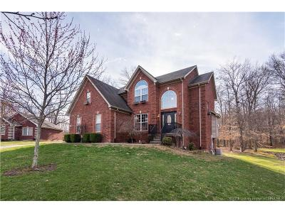Clark County Single Family Home For Sale: 1902 Mount Sterling Drive