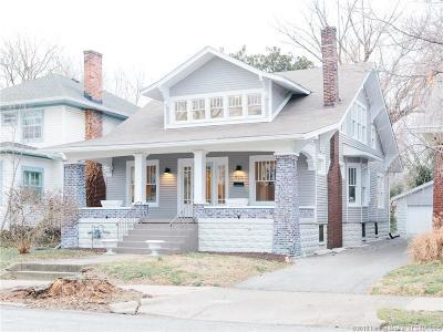 Jeffersonville Single Family Home For Sale: 925 E Maple Street