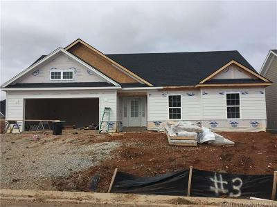 Floyd County Single Family Home For Sale: 1030 Villas Court