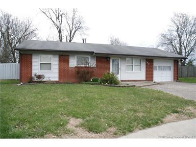 Clark County Single Family Home For Sale: 1024 Hazelwood Court
