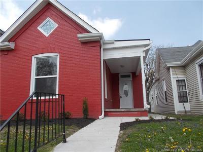 Floyd County Single Family Home For Sale: 601 E Oak Street