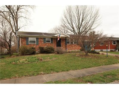 Clark County Single Family Home For Sale: 2253 Buckeye Drive
