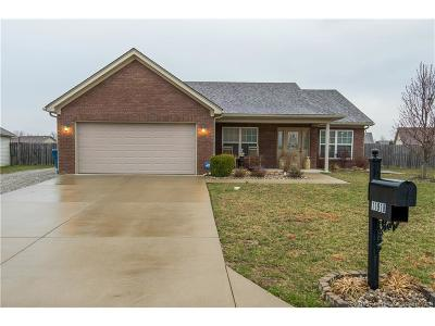 Clark County Single Family Home For Sale: 11918 Magellan Way
