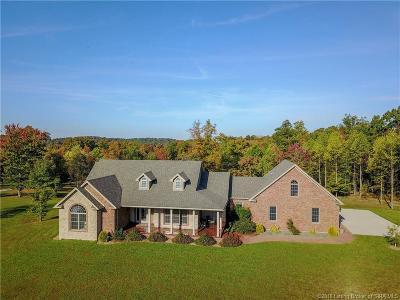 Washington County Single Family Home For Sale: 3155 Poplar Branch Road