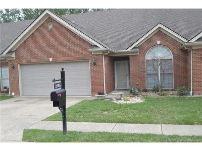Floyd County Single Family Home For Sale: 2105 Pickwick Drive