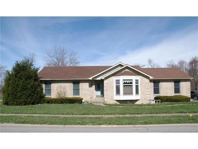 Clark County Single Family Home For Sale: 3001 Gardner Boulevard