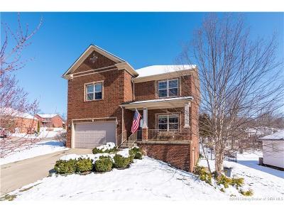 Floyd County Single Family Home For Sale: 8161 Autumn Drive