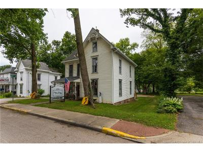 Harrison County Single Family Home For Sale: 601 N Capitol Avenue