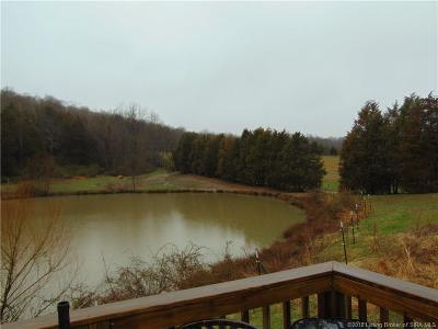 Crawford County Single Family Home For Sale: 9991 E Bowles Road