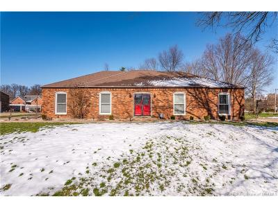 Clark County Single Family Home For Sale: 217 Pawnee Drive